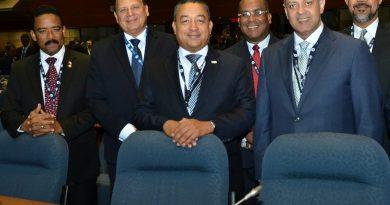 Logros de la República Dominicana en asamblea general de la OACI