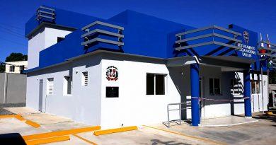 Policía Nacional inaugura nuevo destacamento