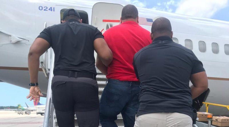 RD extradita hacia EE.UU a 190 dominicanos ligan al narco