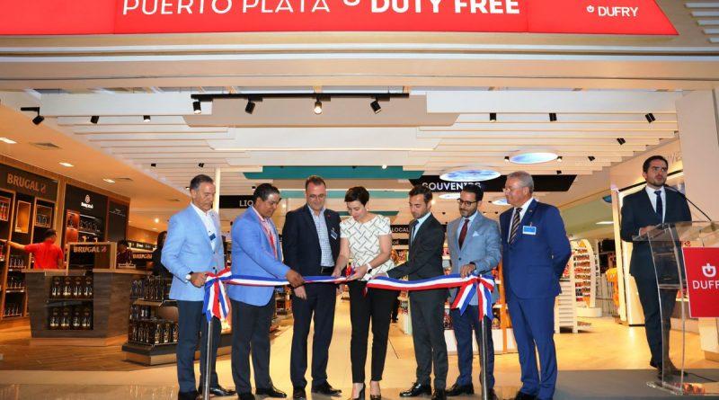 Aerodom, Vinci Airports y Drufy inaugura almacén y centro logístico en el AILA